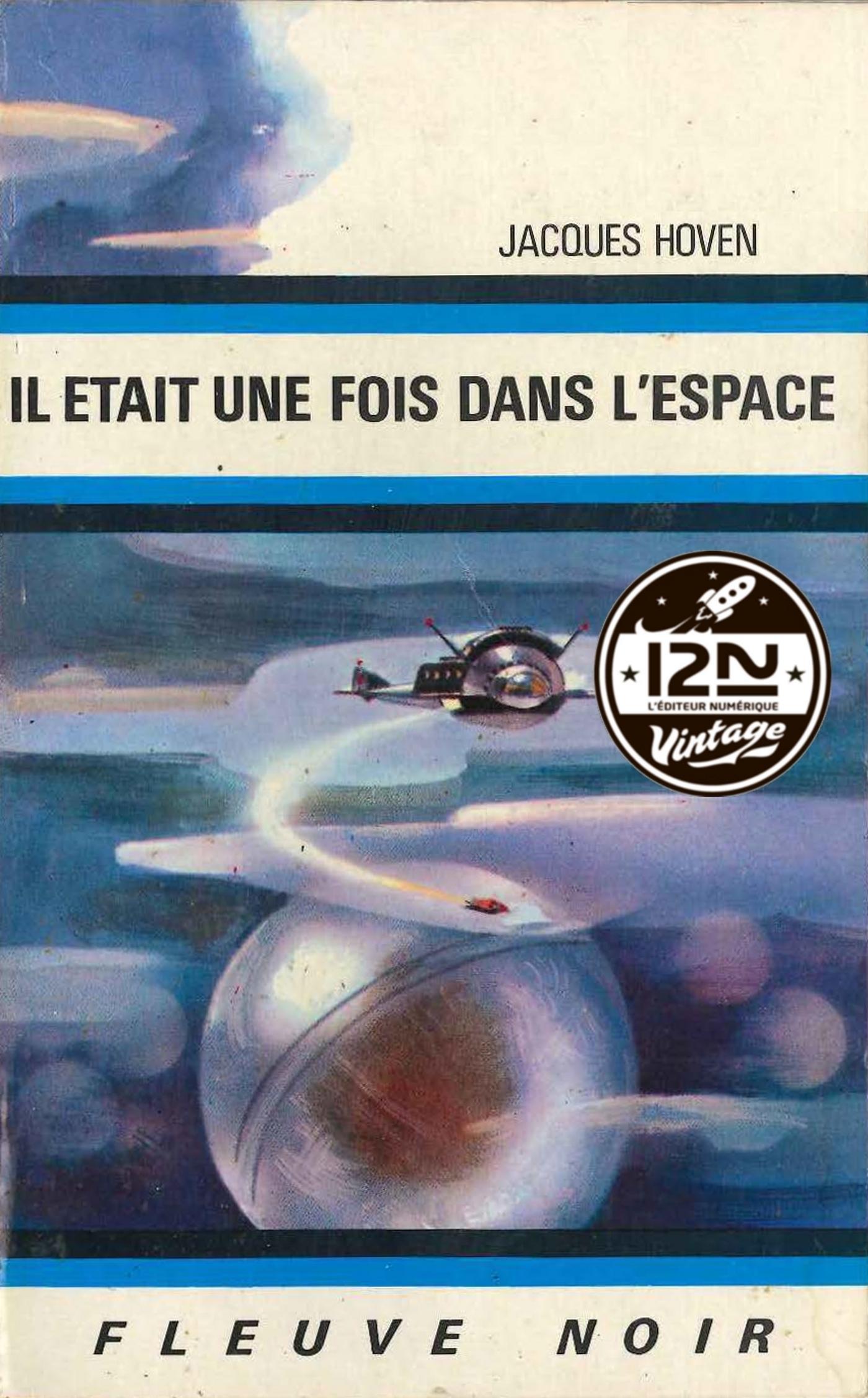 Il était une fois dans l'espace (ebook)