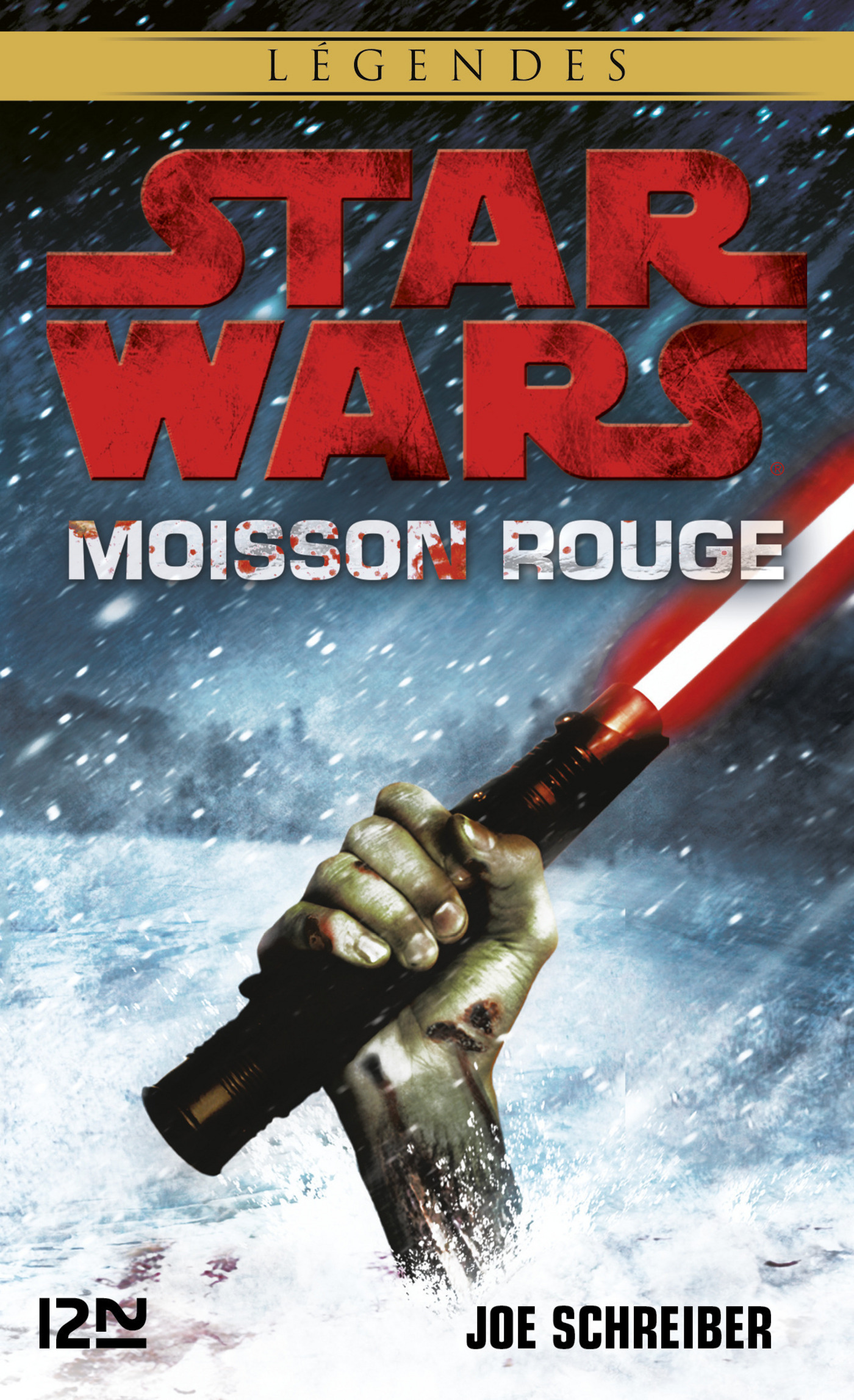 Star Wars - Moisson rouge