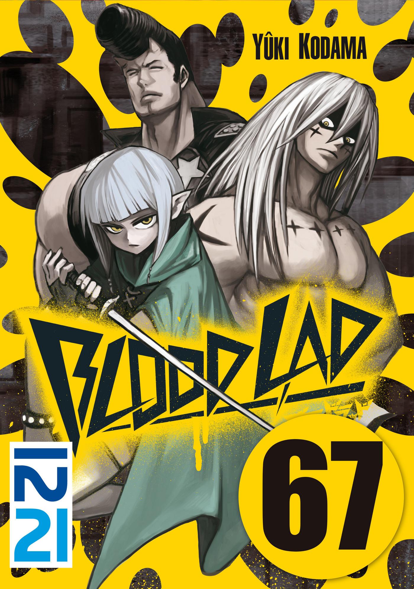 Blood Lad - chapitre 67