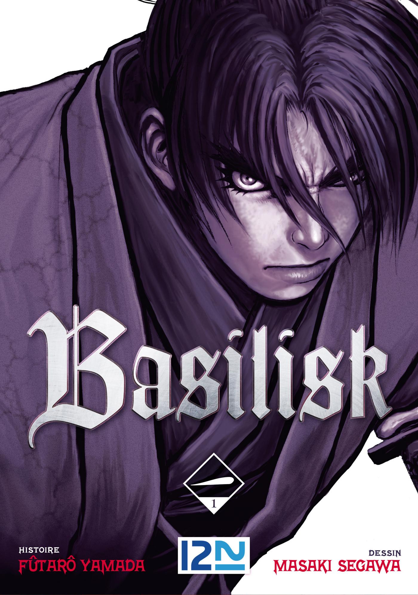 Basilisk - tome 01