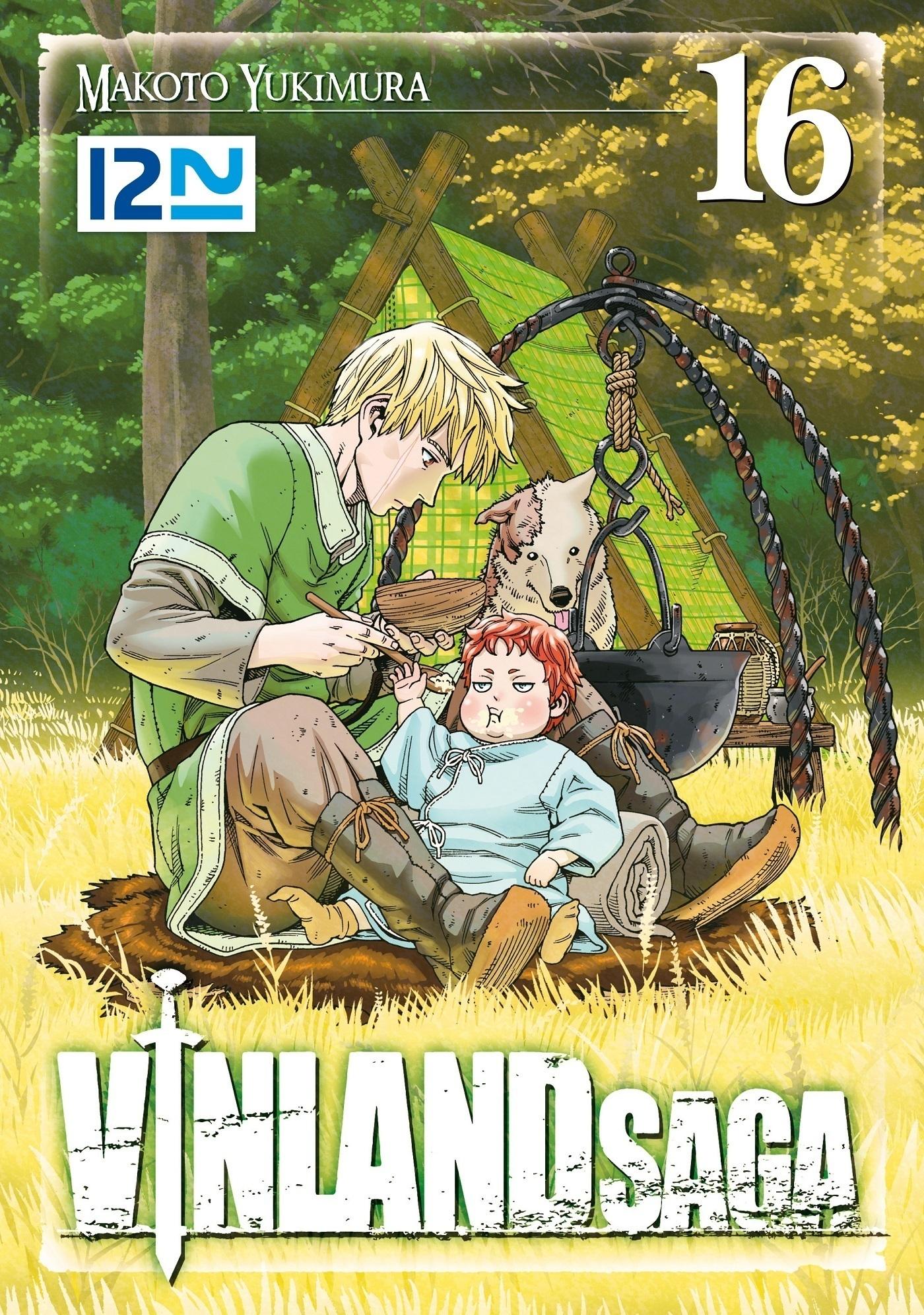 Vinland Saga - tome 16