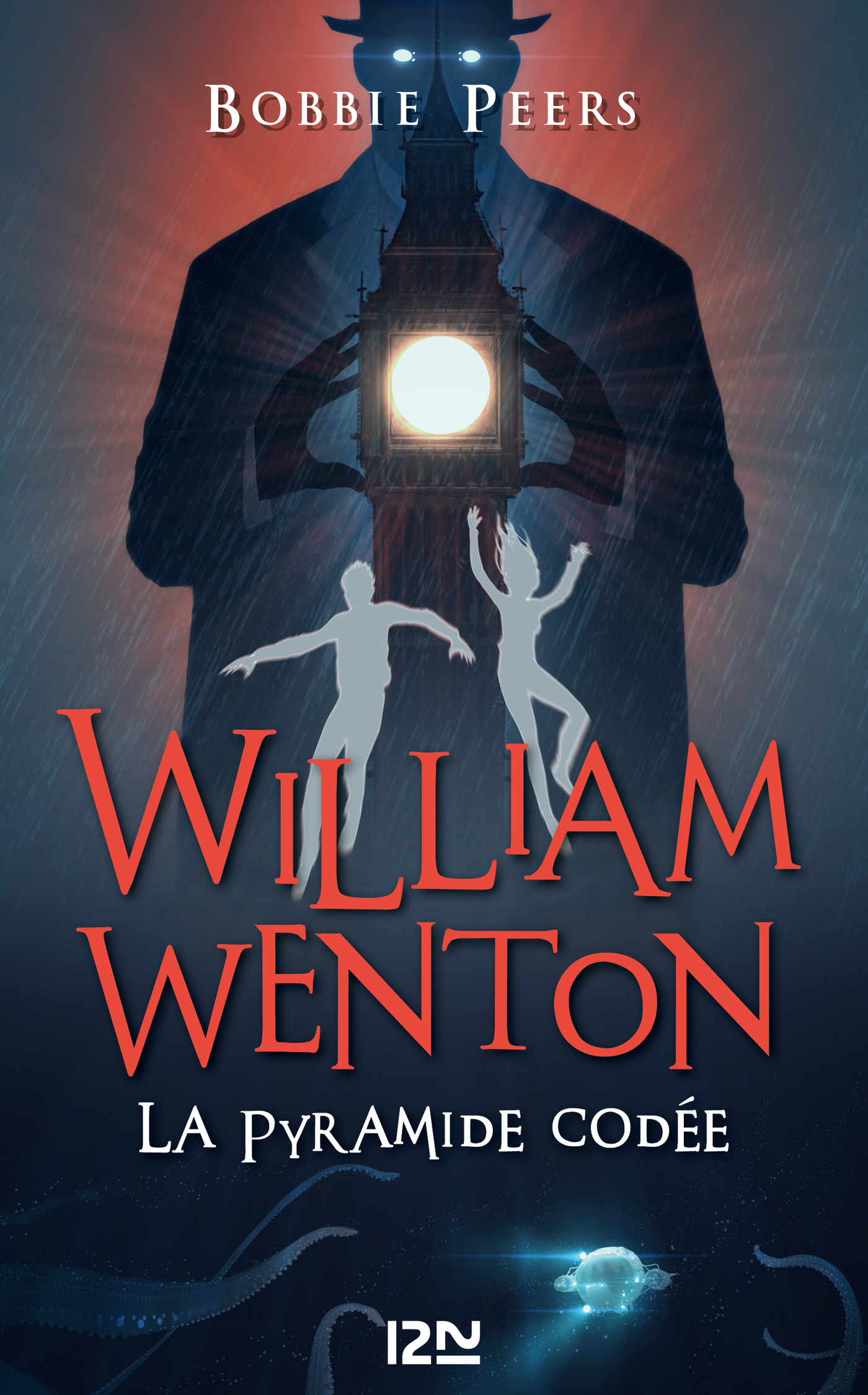 William Wenton - Tome 03 : La Pyramide Cod?e