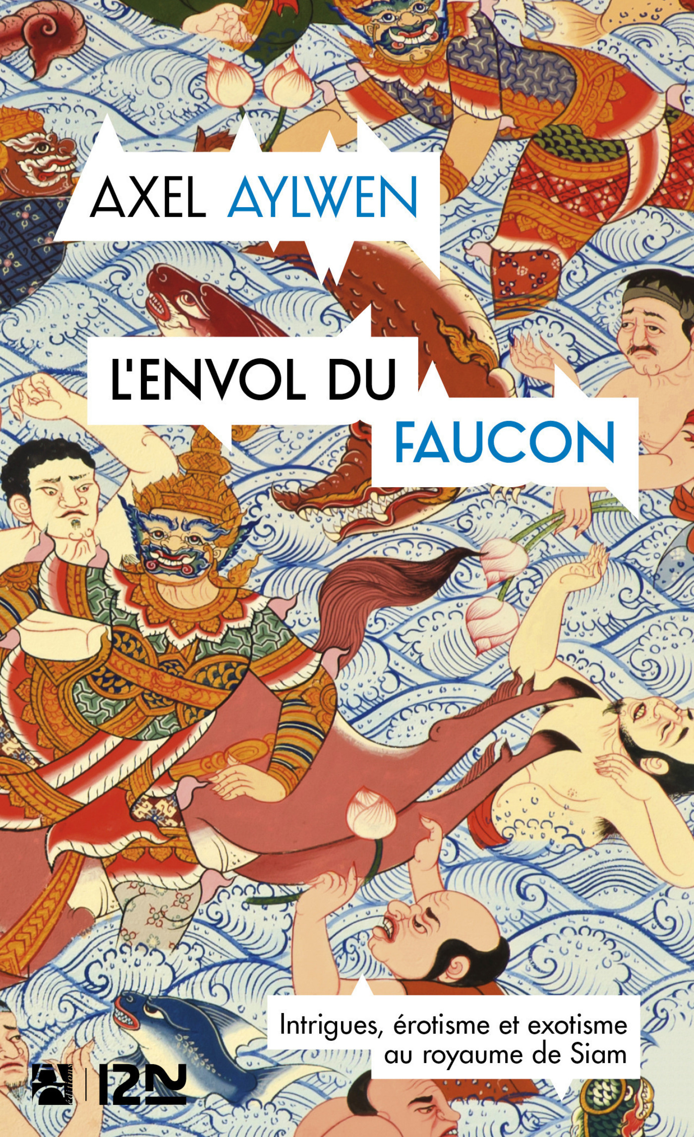 L'Envol du faucon (ebook)