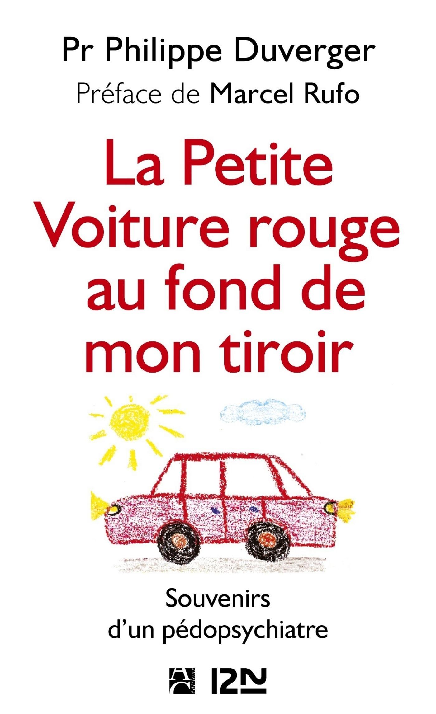 La petite voiture rouge au fond de mon tiroir (ebook)