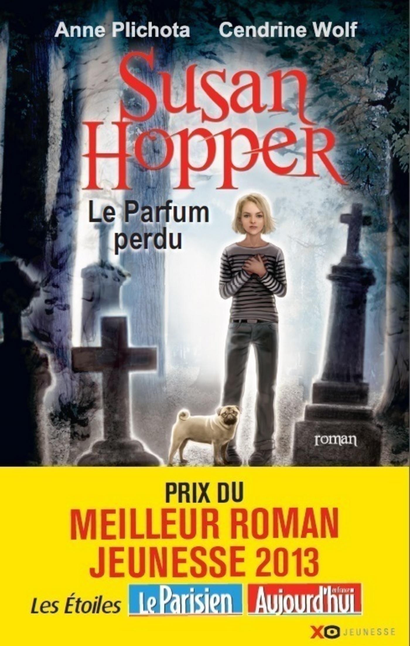Susan Hopper - tome 1 Le parfum perdu