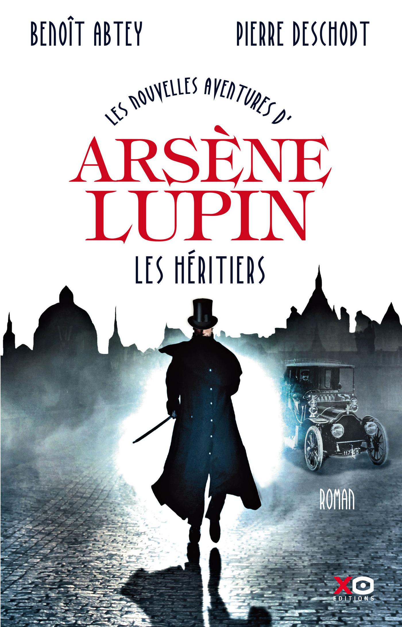Les nouvelles aventures d'Arsène Lupin : Les héritiers