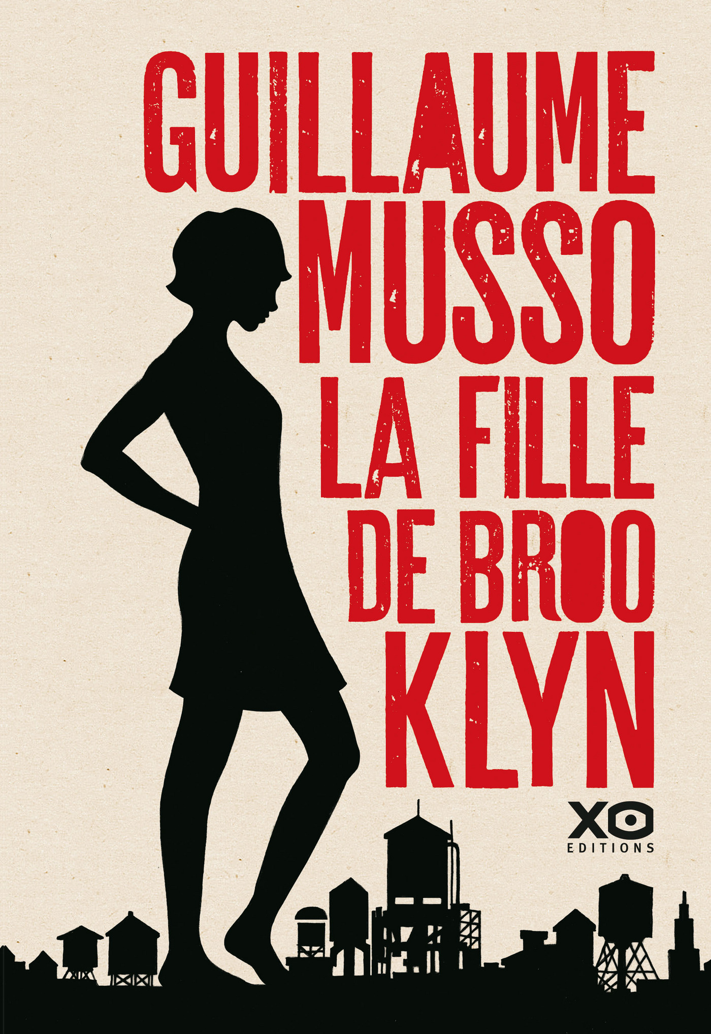 La fille de Brooklyn (ebook)