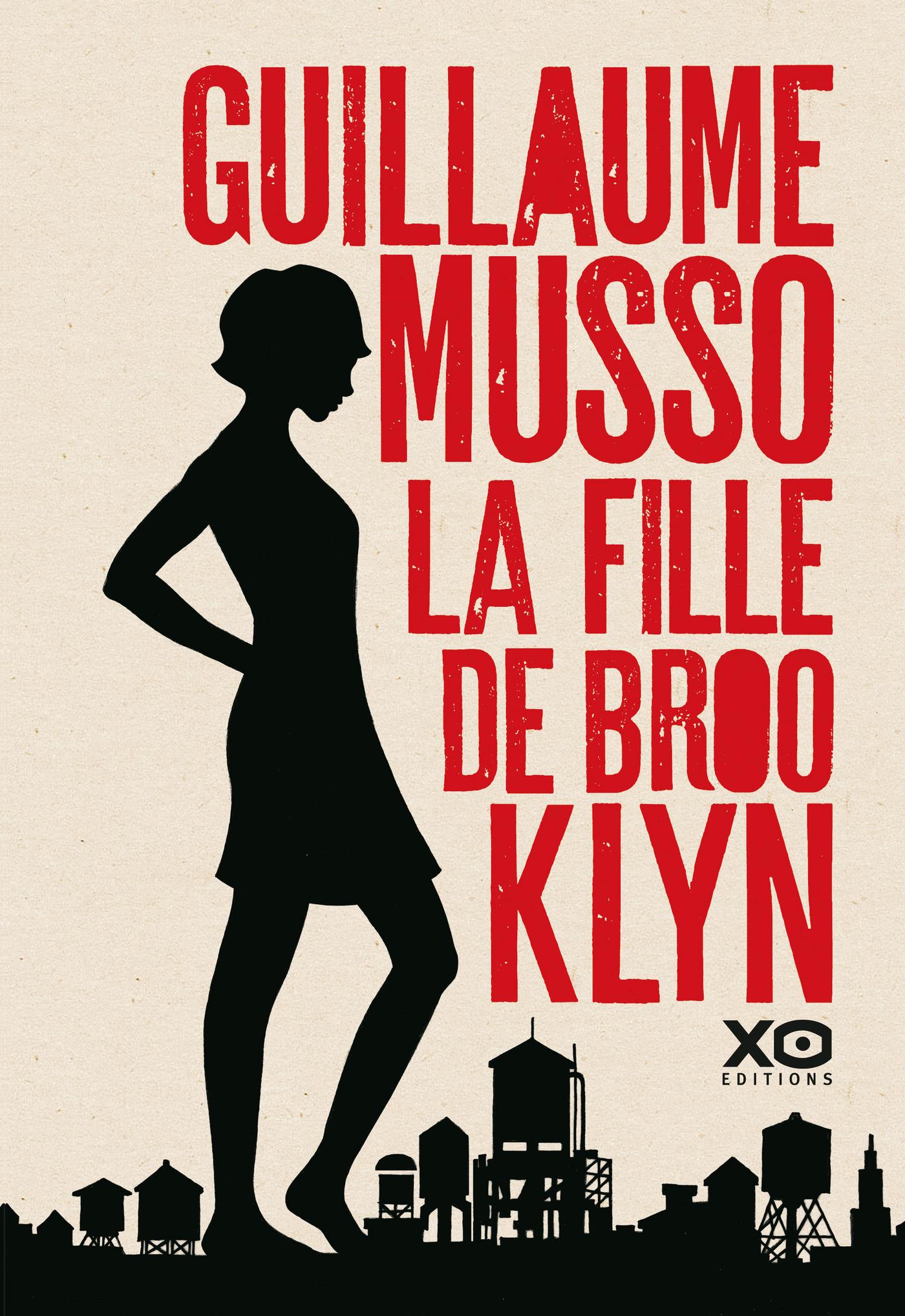 La fille de Brooklyn (ebook)